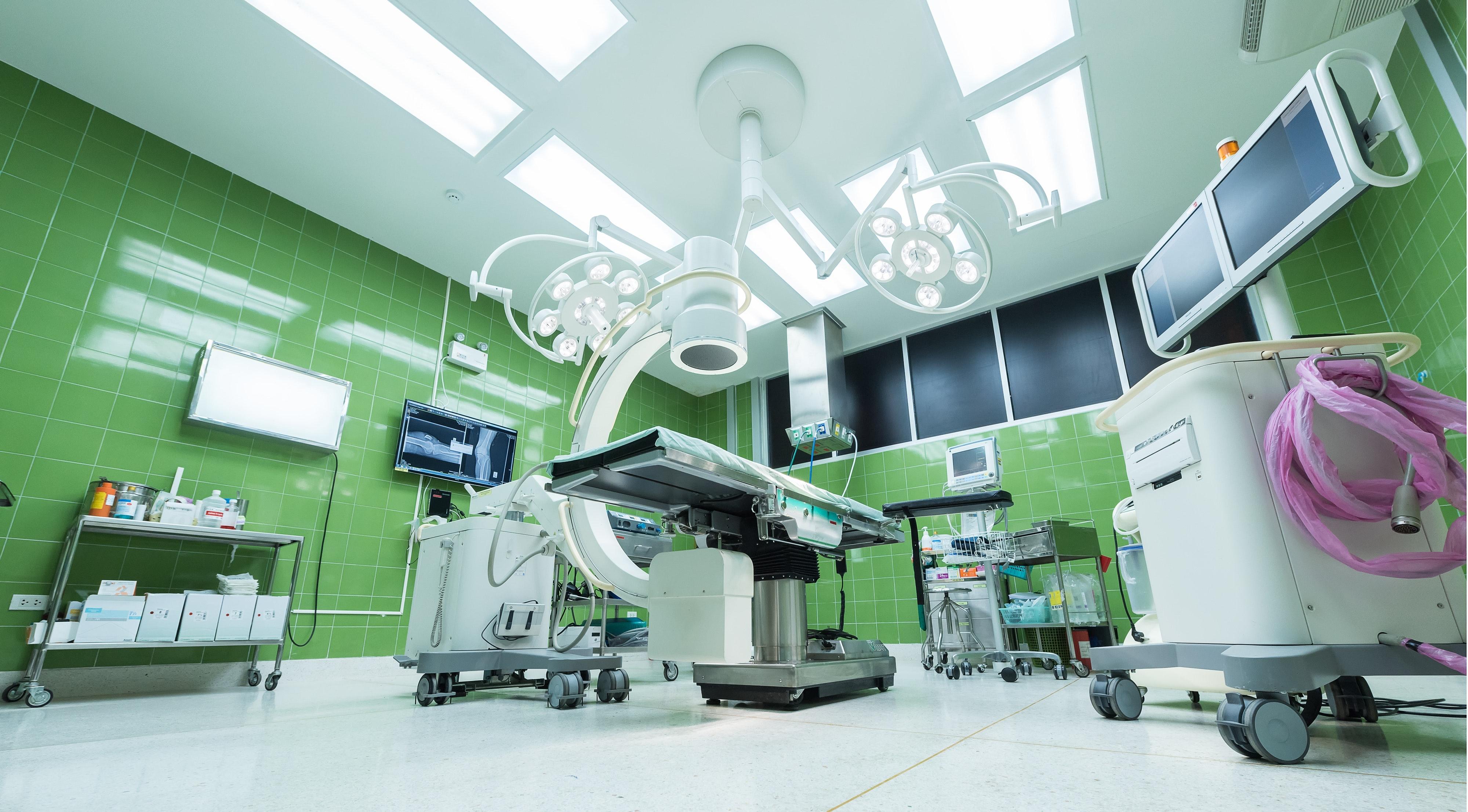 Bodet satovi za operacijske sale